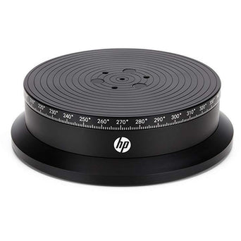 HP 3D AUTOMATIC TURNTABLE PRO - Project 3D Printers