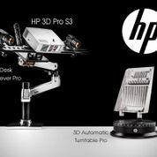 HP - 3D Structured Light Scanner Pro S3 - Project 3D Printers