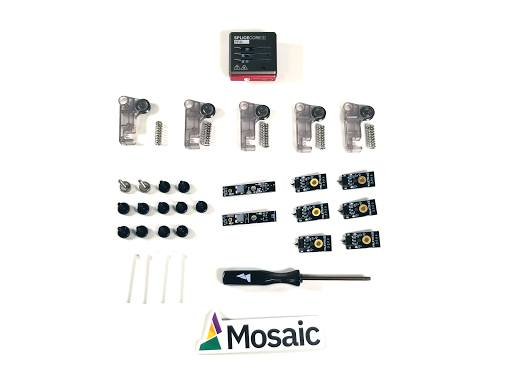 Mosaic Palette 2S Pro Multi-Material Filament System - 1.75mm - Project 3D Printers