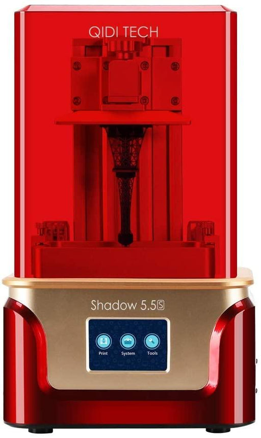 QIDI Tech Shadow 5.5S UV LCD 3D Printer - Project 3D Printers