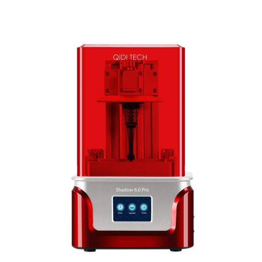 QIDI Tech Shadow 6.0 Pro UV LCD 3D Printer - Project 3D Printers