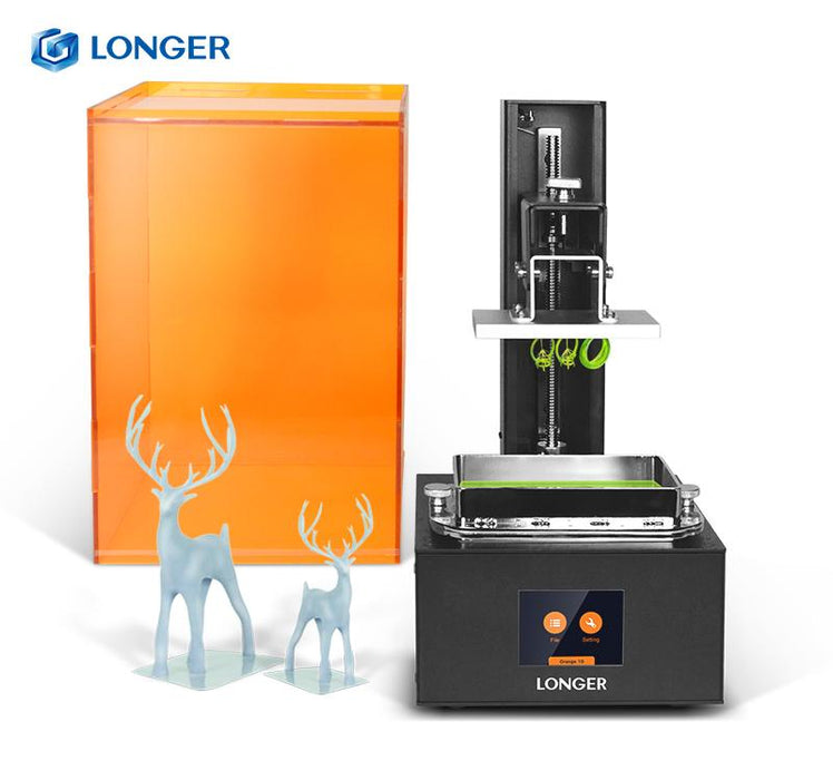 Longer - Orange 10 LCD/SLA Resin 3D Printer - Project 3D Printers