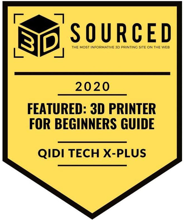 QIDI Tech X-Plus 3D Printer - Project 3D Printers