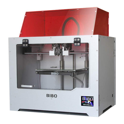 BIBO 2 Dual Extruder 3D Printer - Project 3D Printers
