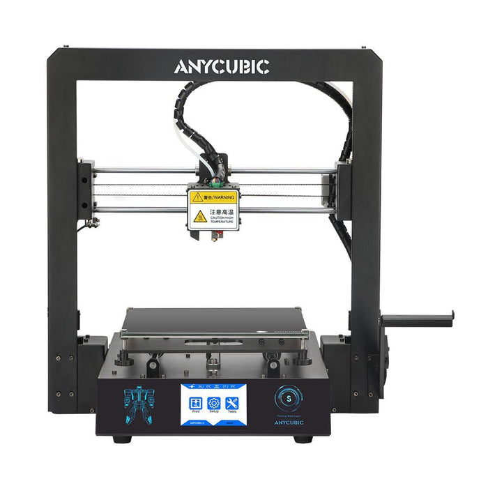AnyCubic Mega S 3D Printer (Large Build Volume) - Project 3D Printers