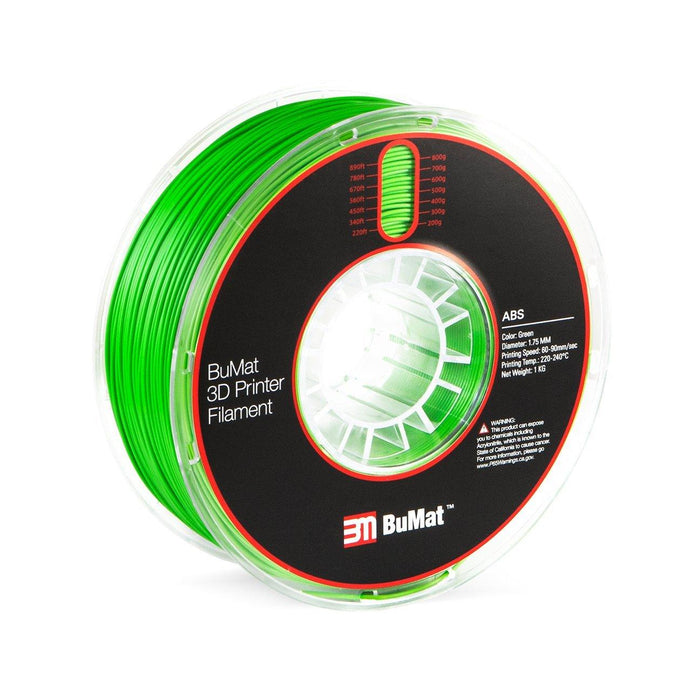 BuMat ABS Filament (1.75mm/1kg) - Project 3D Printers