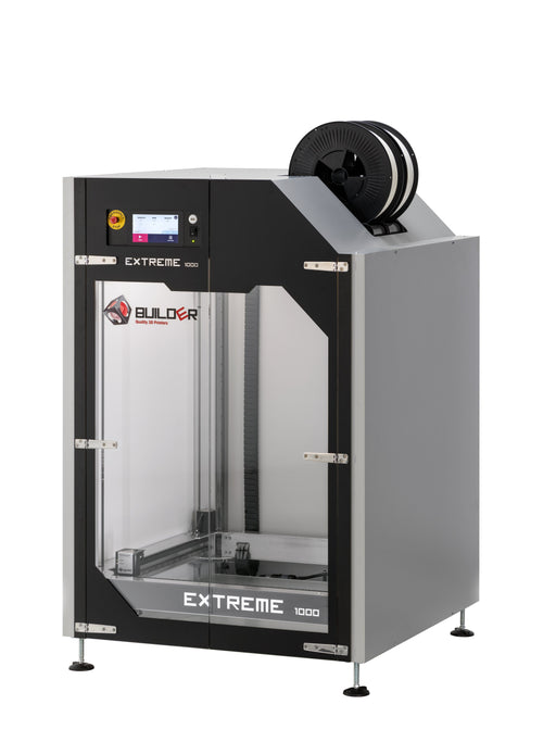 Builder Extreme 1000 PRO Industrial 3D Printer - Project 3D Printers
