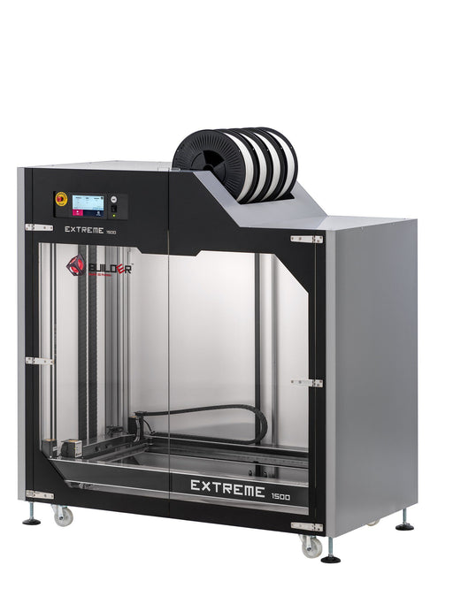 Builder Extreme 1500 PRO Industrial 3D Printer - Project 3D Printers