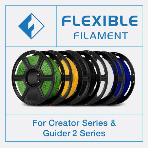 FlashForge Flexible Filament (For Creator and Guider 2 Series) - Project 3D Printers