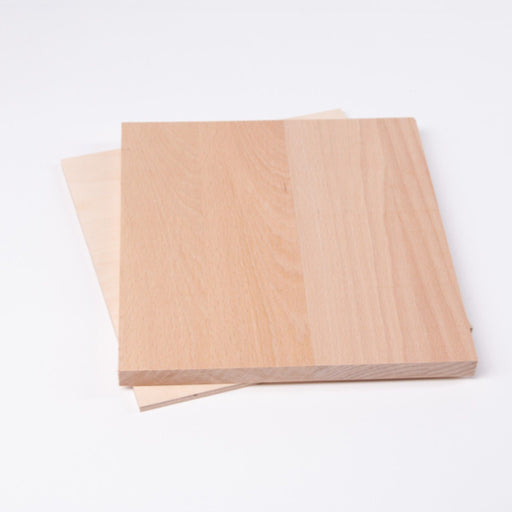 ZMorph Wood Materials Bundle (Includes Plywood and Beech Wood) - Project 3D Printers