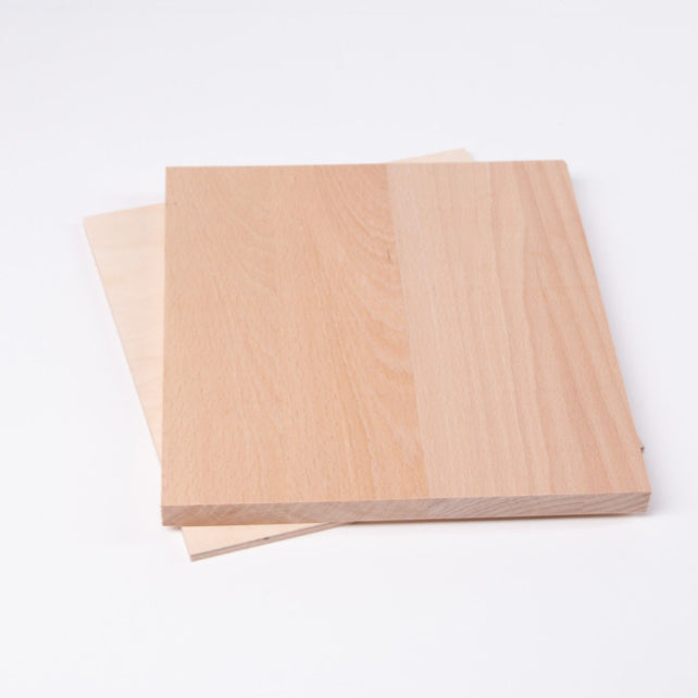 ZMorph Wood Materials Bundle (Includes Plywood and Beech Wood)