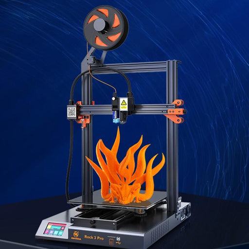MINGDA Rock 3 Pro 3D Printer 2021 - Project 3D Printers