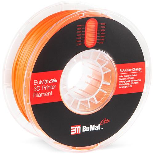 BuMat Elite Color Change by Temperature Filament - Project 3D Printers