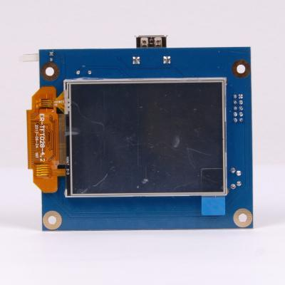 Craftbot - LCD HMI panel v3.1 for Craftbots (CB Plus, CB 2, XL)