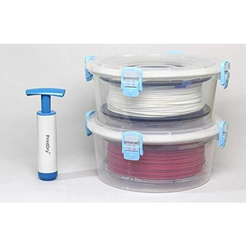 PrintDry - Vacuum Sealed Filament Container: Package of 5 - Project 3D Printers