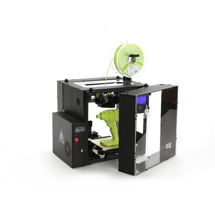 LulzBot Mini ABS + Enclosure by Printed Solid - Project 3D Printers