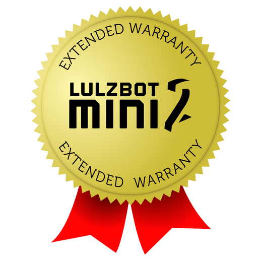 LulzBot Mini v2 Extended Warranty - Project 3D Printers