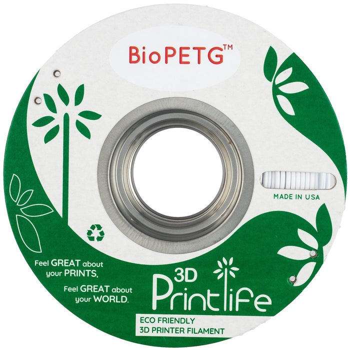 3D Printlife - BioPETG™ Eco-Friendly PETG - Project 3D Printers