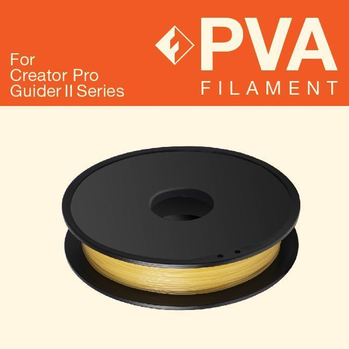 FlashForge PVA Filament - Natural Color (Creator Pro and Guider II) - Project 3D Printers