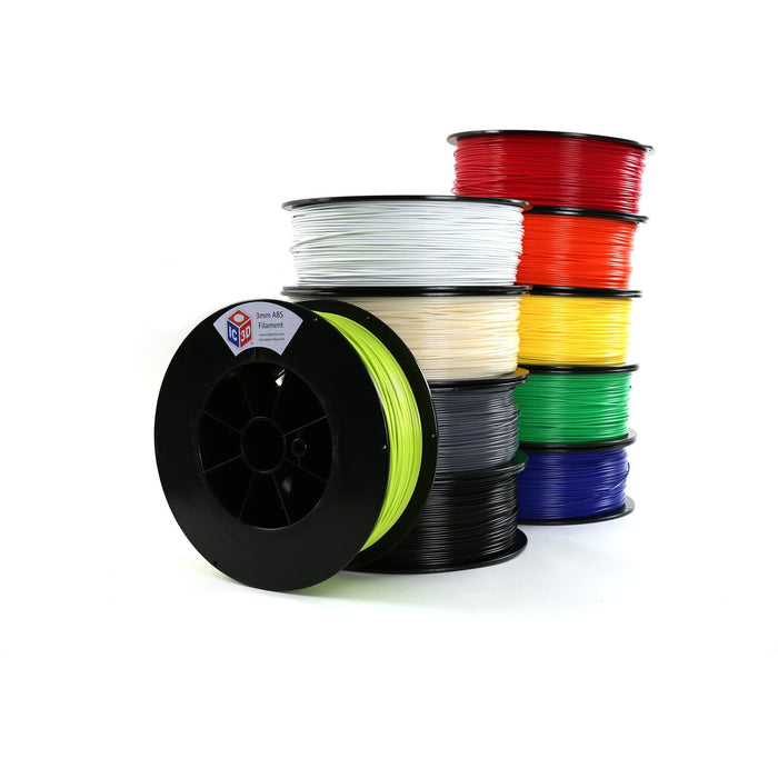 IC3D ABS Filament (3mm, 1kg /5kg Reels) - Project 3D Printers