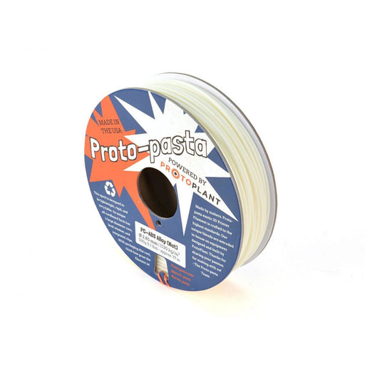 PC-ABS Alloy Filament by Proto-pasta (3mm, 500g Reel) - Project 3D Printers