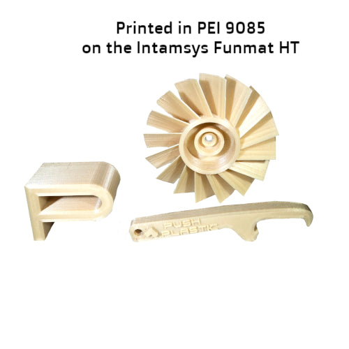 Push Plastic - PEI Filament (Made with ULTEM) - Project 3D Printers