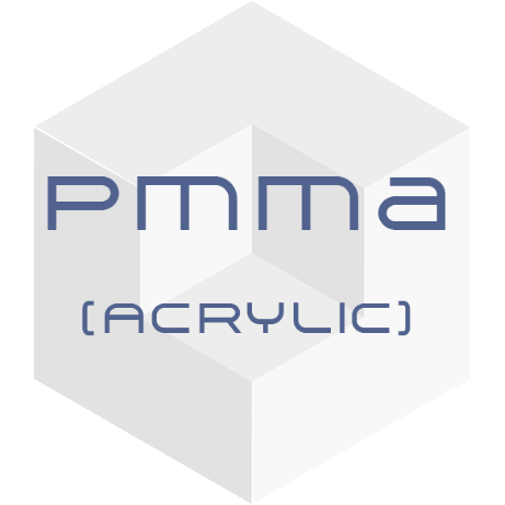 Push Plastic - PMMA (Acrylic) - Project 3D Printers