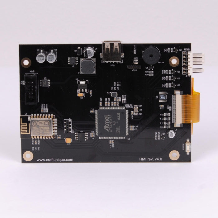 Craftbot - CB 3 HMI v4.2 board for CraftBot 3