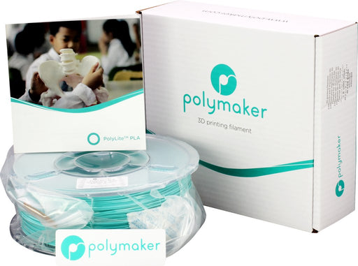 PolyLite PLA by Polymaker (1.75mm/1KG Reel) - Project 3D Printers