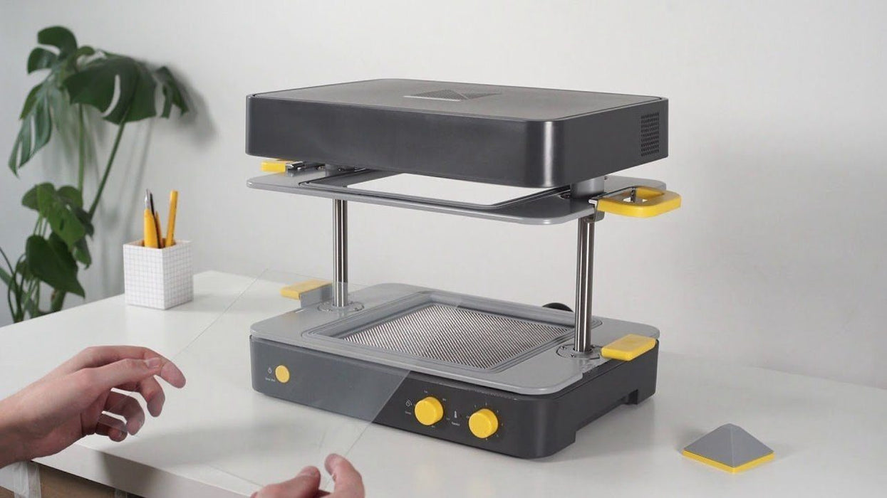 Mayku FormBox Desktop Vacuum Former - Mold Maker - Project 3D Printers
