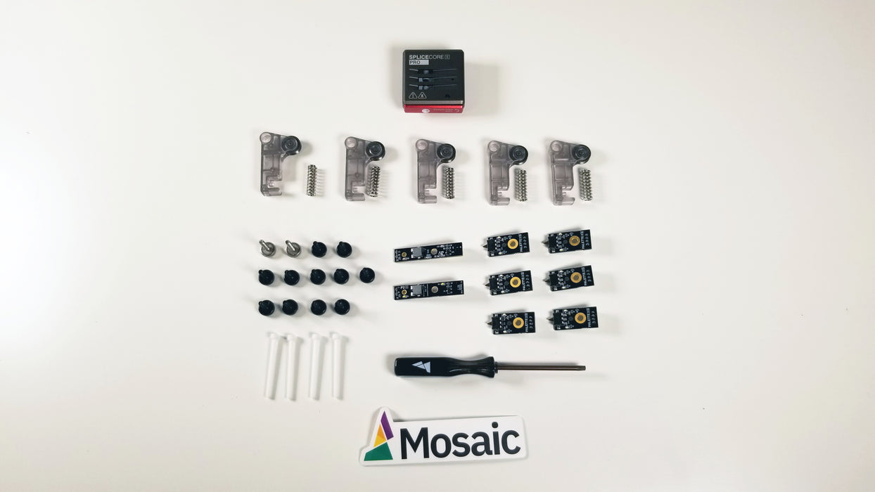 Mosaic Palette 2S Pro Upgrade Kit - Project 3D Printers