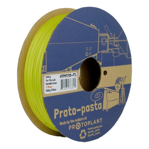 Proto-Pasta HT PLA Filament (High Temp) - Project 3D Printers
