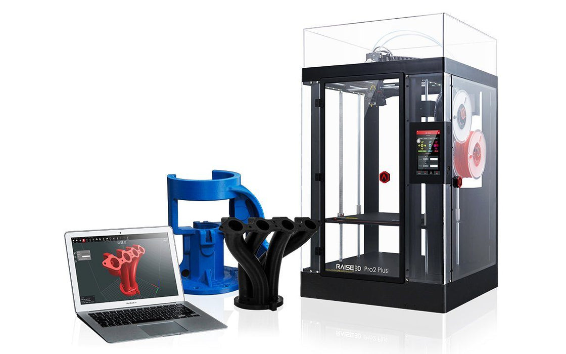 Raise3D Pro2 Plus - Project 3D Printers