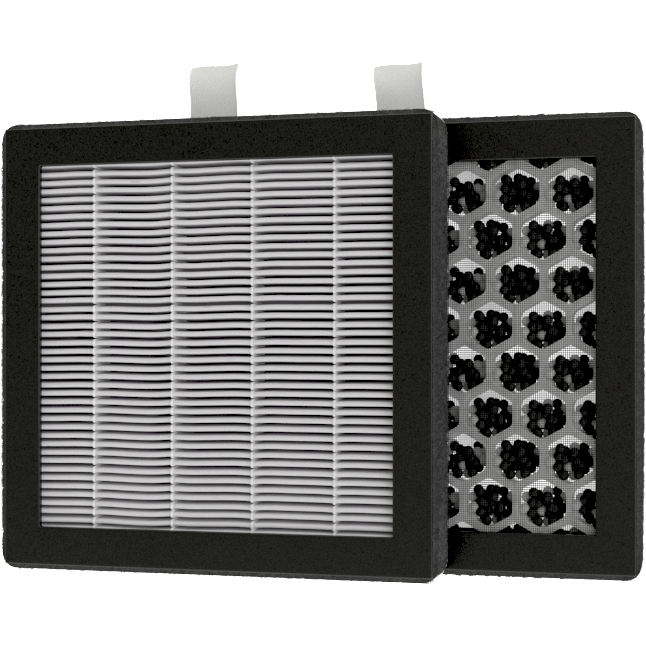 Zortrax - HEPA Top Cover with HEPA Filters (for M200, M200 Plus) - Project 3D Printers