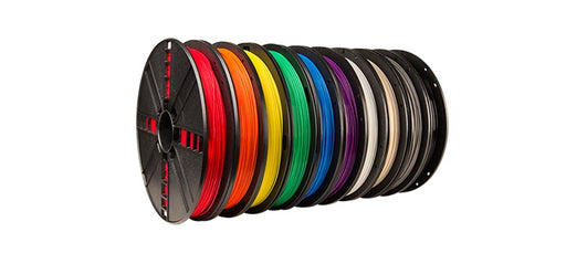 MakerBot PLA Filament - Large Spool for the Replicator+ (.9kg/2lb.) - Project 3D Printers
