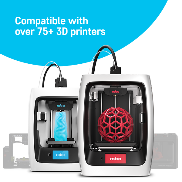 Robo - MyStemKits E3 Bundle – School Plan, 8 Teacher Licenses, Unlimited - Project 3D Printers