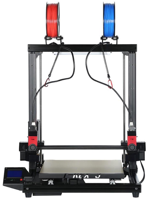 Formbot/Vivedino T-Rex 3+ 3D Printer (400x400x500mm) - Project 3D Printers