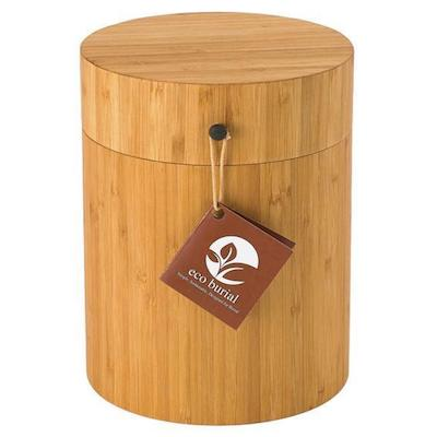 Eco Burial Urn (RRP: $129) - Funeral Homes - The Living Urn Bio Urn