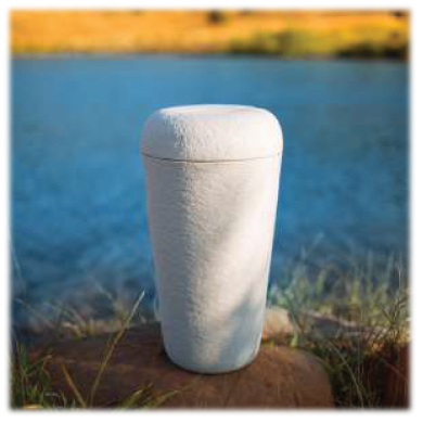 Eco Water Urn (RRP: $249) - Funeral Homes - The Living Urn Bio Urn