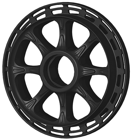 110mm inline speed skating wheel hub