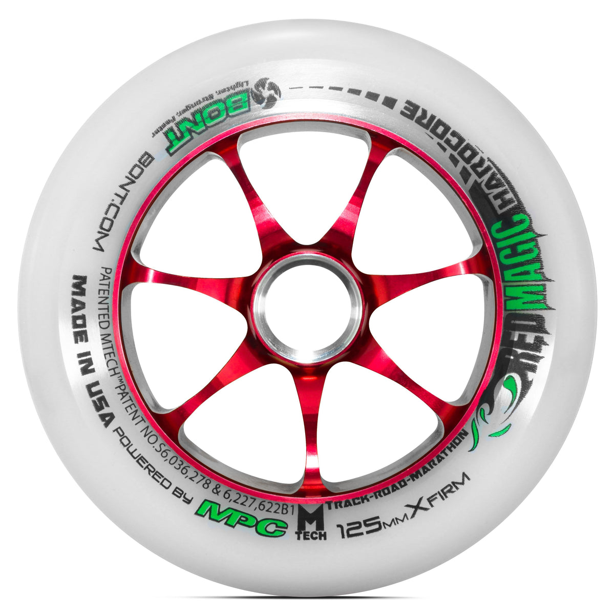 INLINE, QUAD AND ROLLER DERBY WHEELS