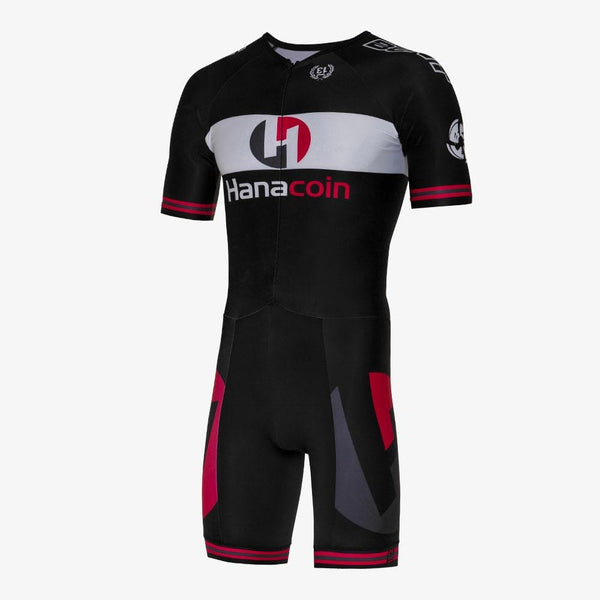 Hanacoin Suit Inline Speed Skating Suit