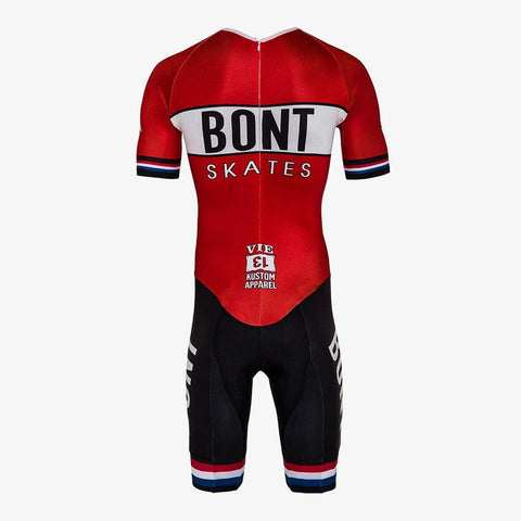 Bont Retro Elite Suit Inline Speed Skating Suit