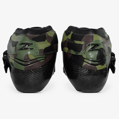 green-camo speed skates
