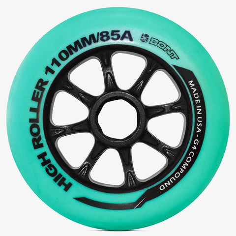 Highroller Inline Speed Skating Wheel
