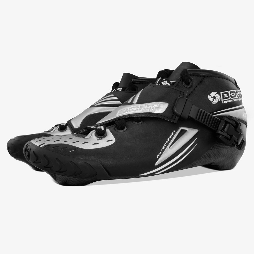 black Jet Inline Speed Skate