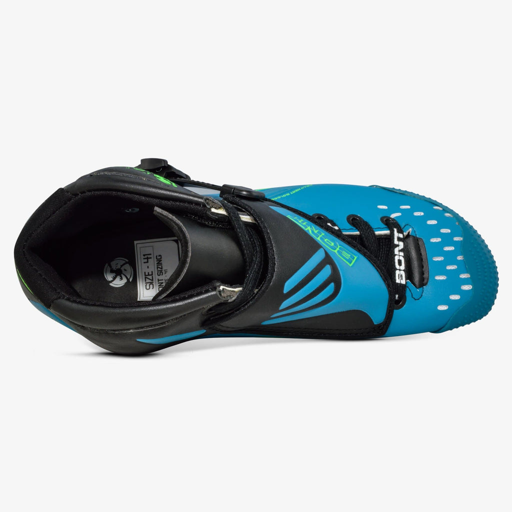 blue-black Jet Inline Speed Skate