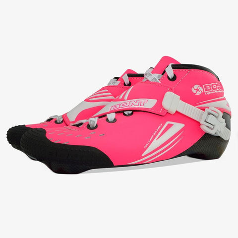 pink-white Jet Inline Speed Skate