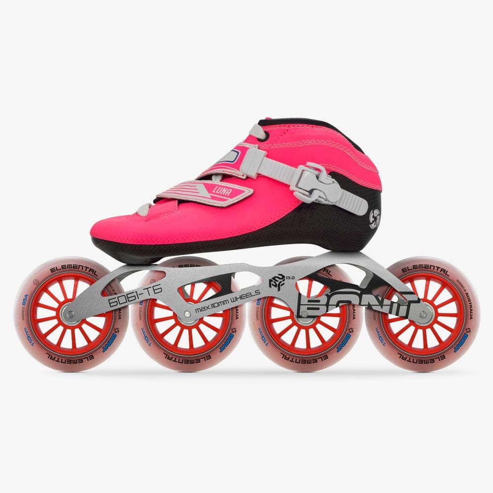 Luna Inline Speed Skates