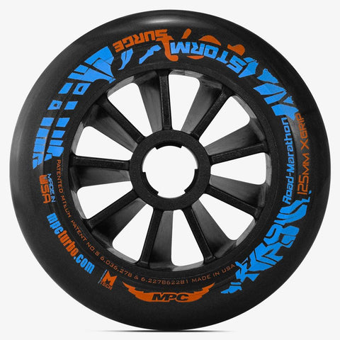 Storm Surge Wet Weather Inline Speed Skating Wheel